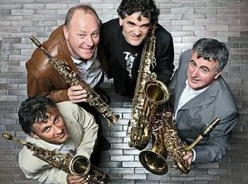 italian-saxophone-quartet