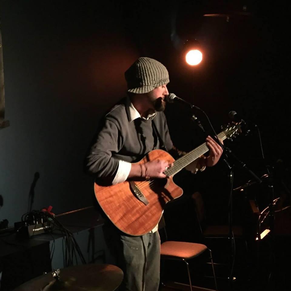 Photo of Brandon Eardley